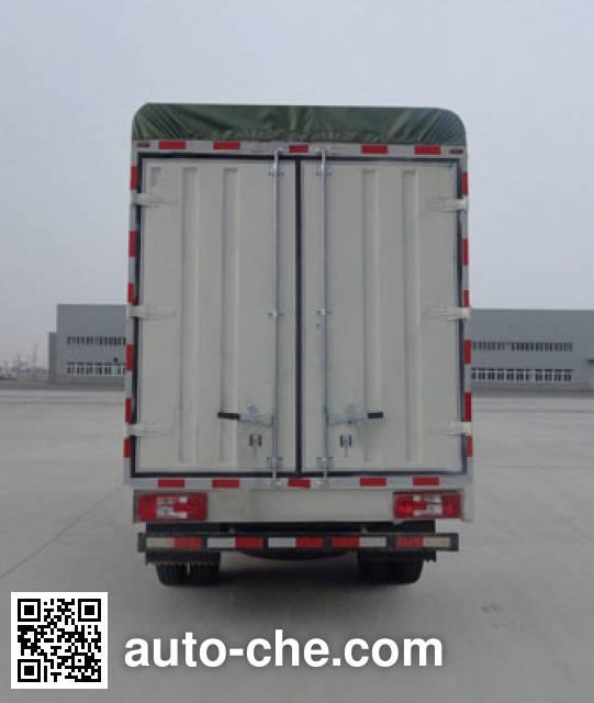 开瑞牌SQR5040CPYH29D篷式运输车