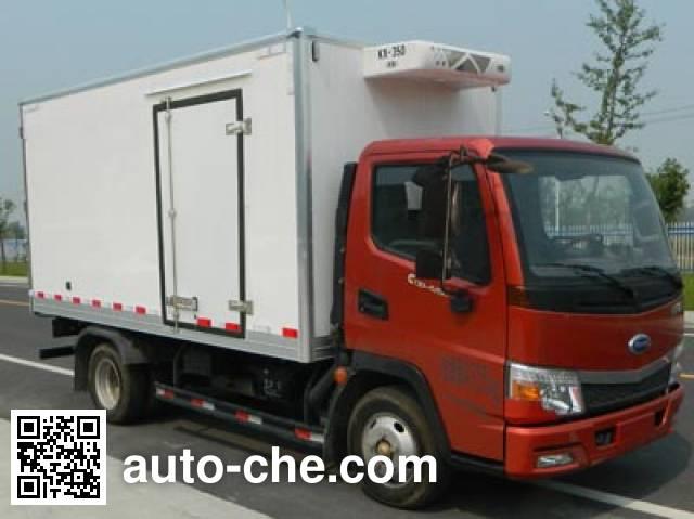 开瑞牌SQR5040XLCH02D冷藏车