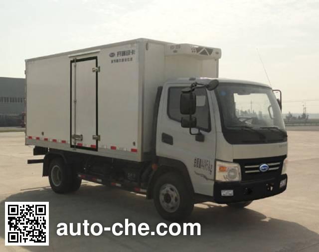 开瑞牌SQR5040XLCH29D冷藏车