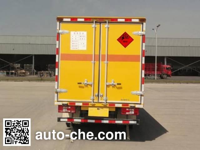 开瑞牌SQR5060XQYH02D爆破器材运输车