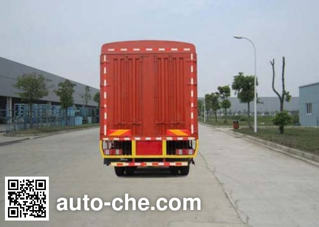 集瑞联合牌SQR5311CCYD6T6仓栅式运输车