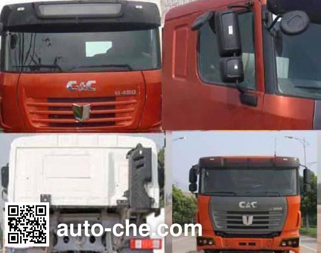 C&C Trucks SQR5312GJBN6T6 concrete mixer truck