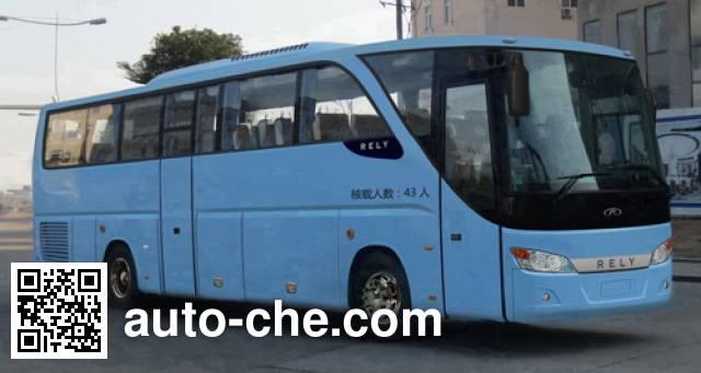 威麟牌SQR6100K18D客车
