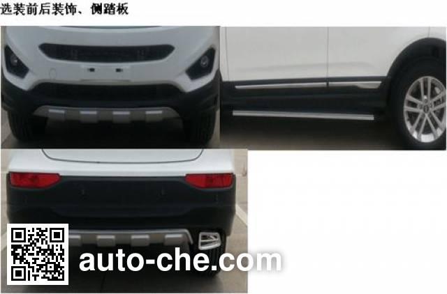 Chery SQR6451T215 универсальный автомобиль