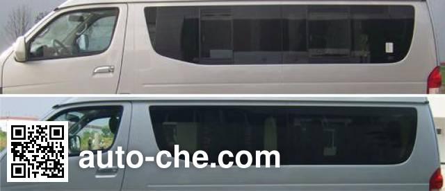 威麟牌SQR6544H13/N轻型客车