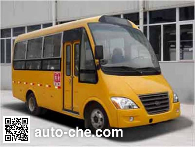Chery SQR6610K99D школьный автобус для начальной школы