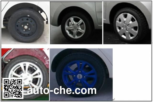 Chery SQR7000BEVJ00 электрический легковой автомобиль (электромобиль)