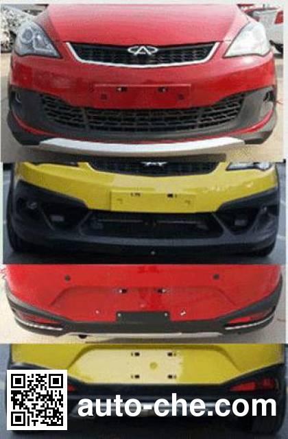 Chery легковой автомобиль SQR7151J151
