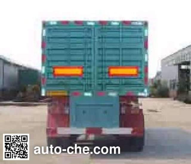 Kaishicheng SSX9270XXY box body van trailer