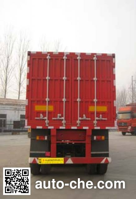 Kaishicheng SSX9406XXY box body van trailer