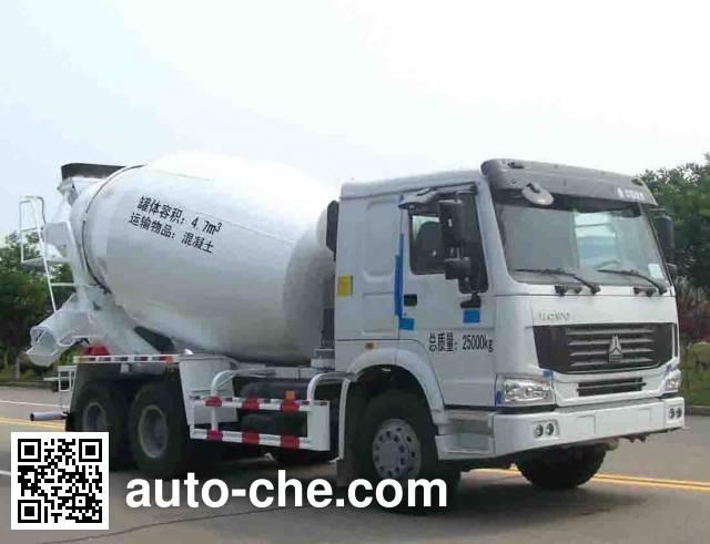 Lufeng ST5256GJBZ concrete mixer truck