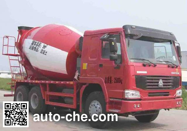 Lufeng ST5259GJBC concrete mixer truck