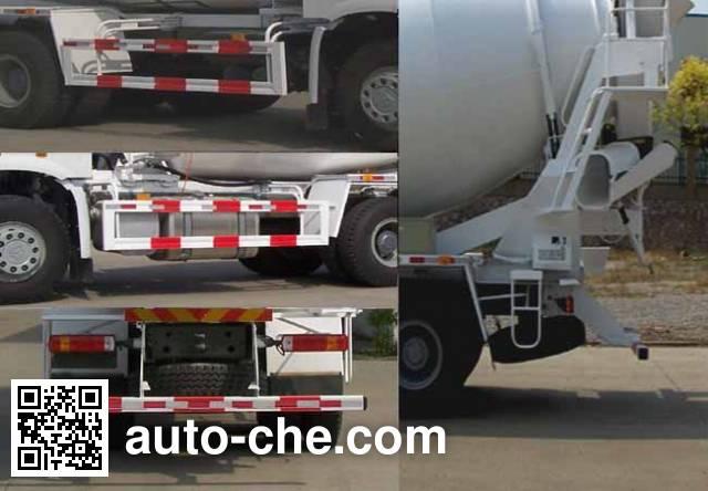 Lufeng ST5258GJBZ concrete mixer truck