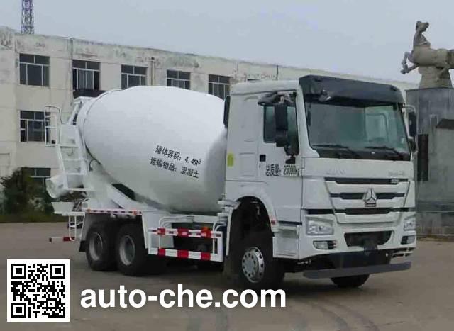 Lufeng ST5259GJBZ concrete mixer truck