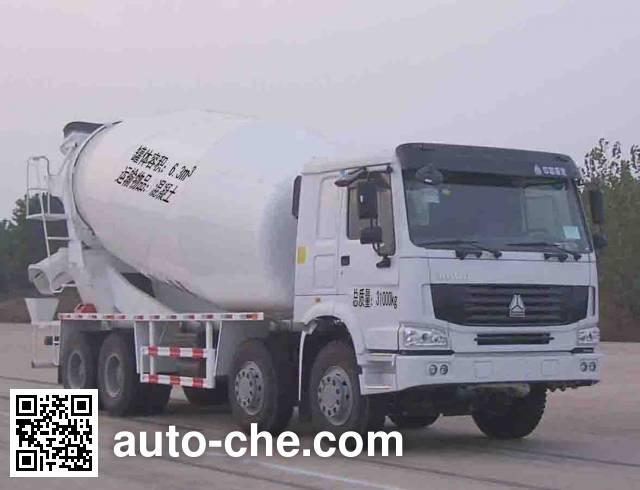 Lufeng ST5313GJBC concrete mixer truck