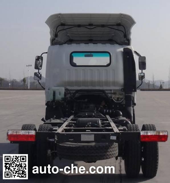 Sitom STQ1043L02Y1NBEV2 electric truck chassis