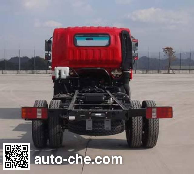 Sitom STQ1118L07Y1N5 truck chassis