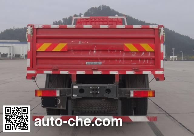 Sitom STQ1253L13Y3D5 cargo truck