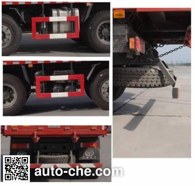 Sitom STQ3313L16Y4B5 dump truck