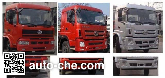 Sitom STQ3315L14Y7A5 dump truck chassis