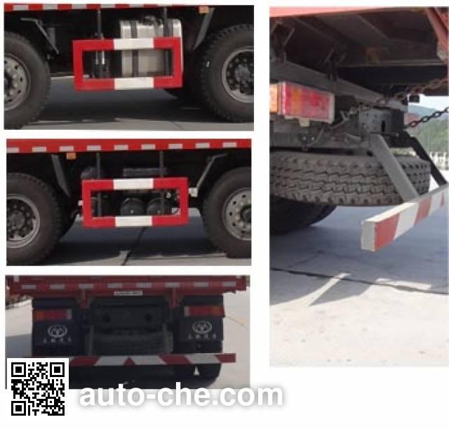 Sitom STQ3315L16Y4B5 dump truck