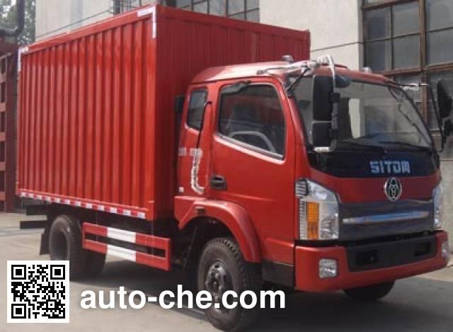 Sitom STQ5041XXYN4 box van truck