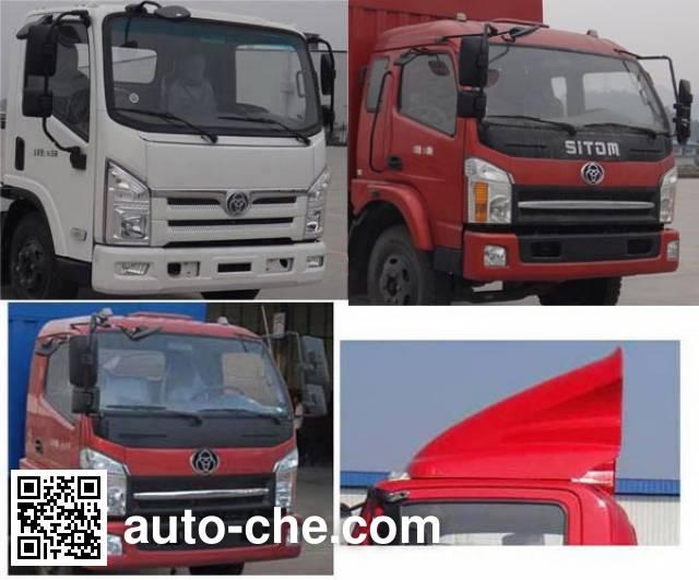 Sitom STQ5047XXYN5 box van truck