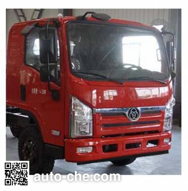 Sitom STQ5121TPBN4 flatbed truck