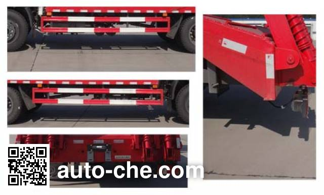 Sitom STQ5121TPBN5 flatbed truck