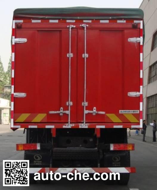 Sitom STQ5163CPYD3 soft top box van truck