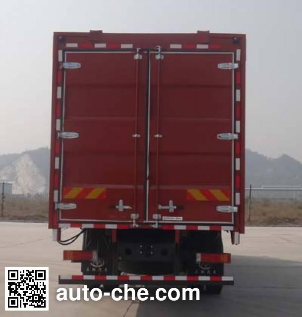 Sitom STQ5201XYKD4 wing van truck