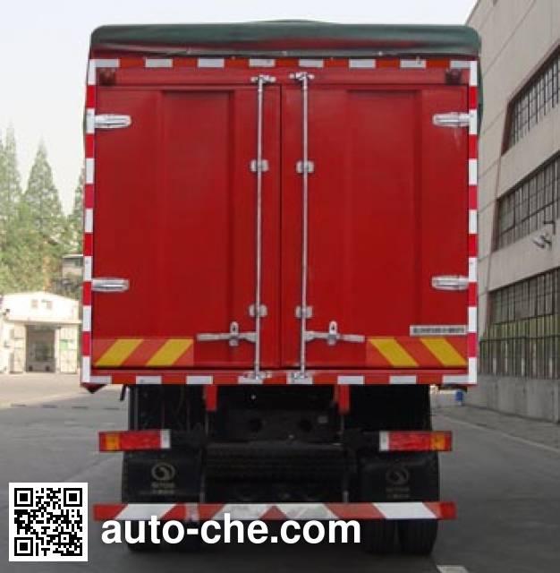 Sitom STQ5246CPYB3 soft top box van truck