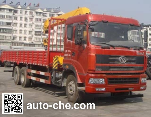 Sitom STQ5251JSQS4 truck mounted loader crane
