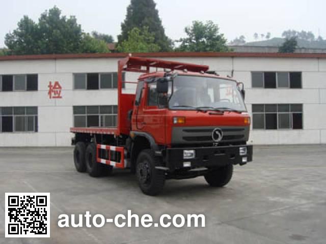 Sitom STQ3256L08Y3S03 flatbed dump truck
