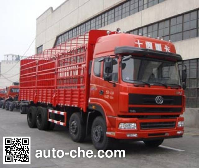 Sitom STQ5316CCYB4 stake truck