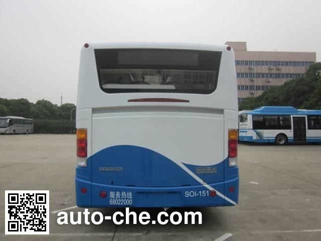 申沃牌SWB6107HG5城市客车