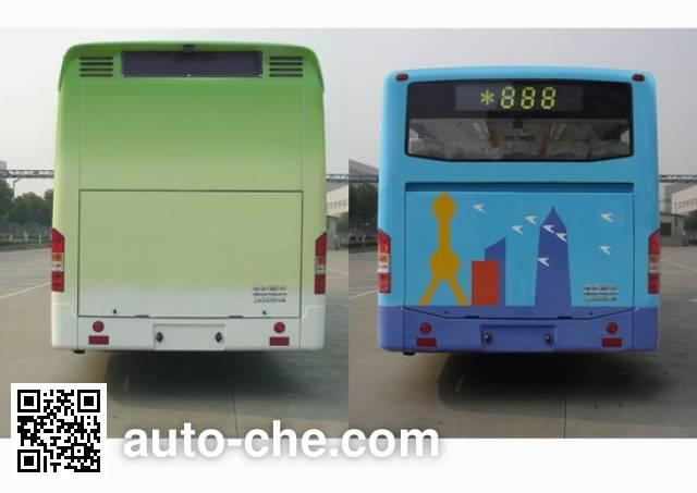 申沃牌SWB6116MG城市客车