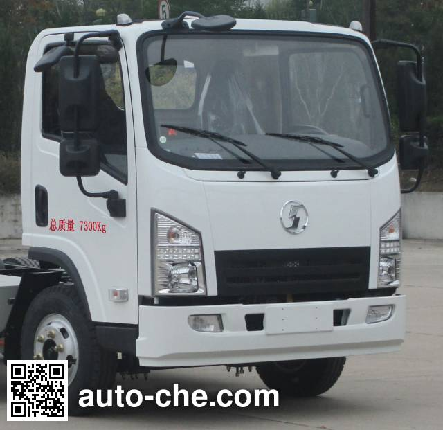 Shacman SX5070CCYBEV1 electric stake truck