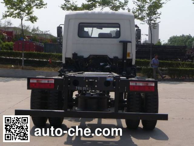 Shacman SX1182GP5 truck chassis
