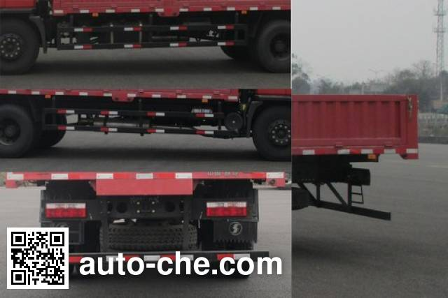 Shacman SX1182GP5 cargo truck