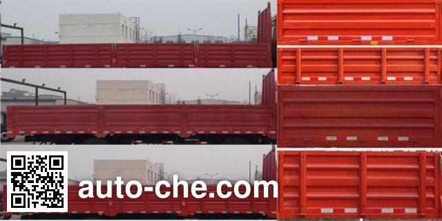 Shacman SX1258GP5 cargo truck