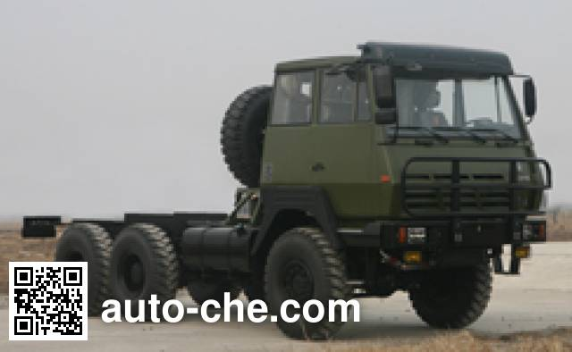 Shacman SX2190N off-road truck chassis