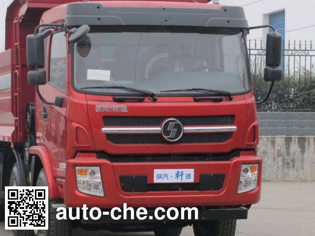 Shacman SX3310GP5 dump truck chassis