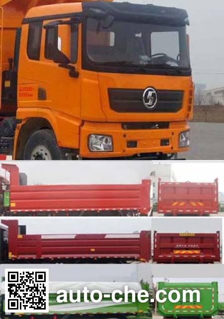 Shacman SX32505B4041A dump truck