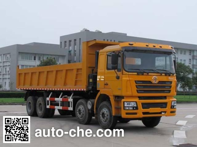 Shacman SX3317DR456HM methanol/diesel dual fuel dump truck
