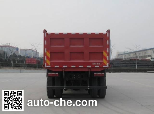 陕汽牌SX3317GP4自卸汽车