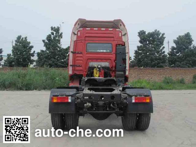 Shacman SX4180MB1Z container carrier vehicle