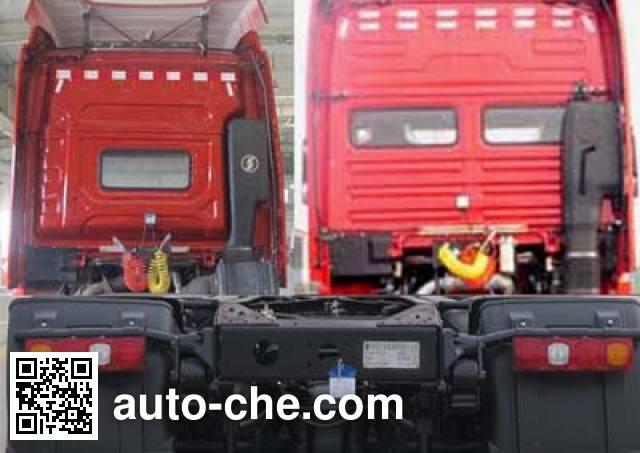 Shacman SX42564T279W dangerous goods transport tractor unit