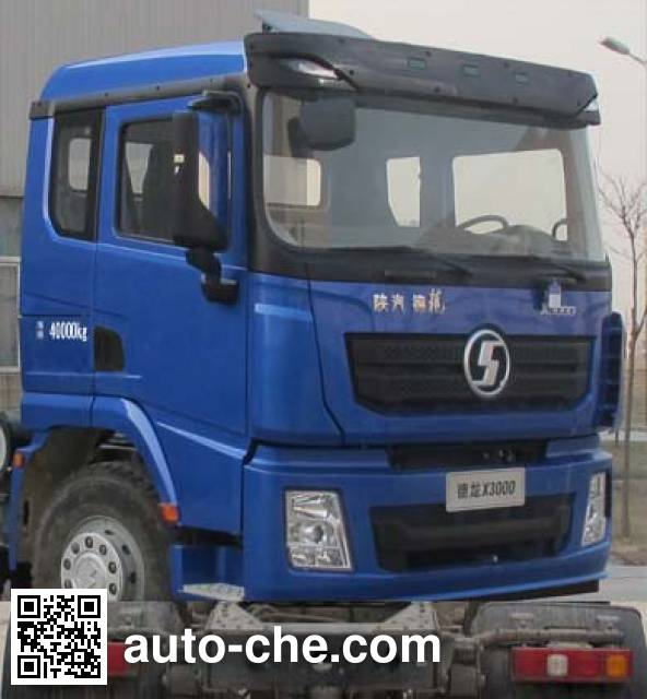 Shacman SX4256NT3246 container transport tractor unit
