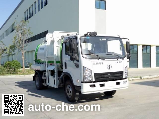 Shacman SX5040TCAGP5 food waste truck